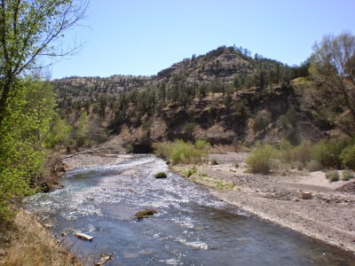 Gila Wilderness, the world's first wilderness area thanks to Leopold.