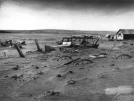 The Dust Bowl, the cause of environmental indifference